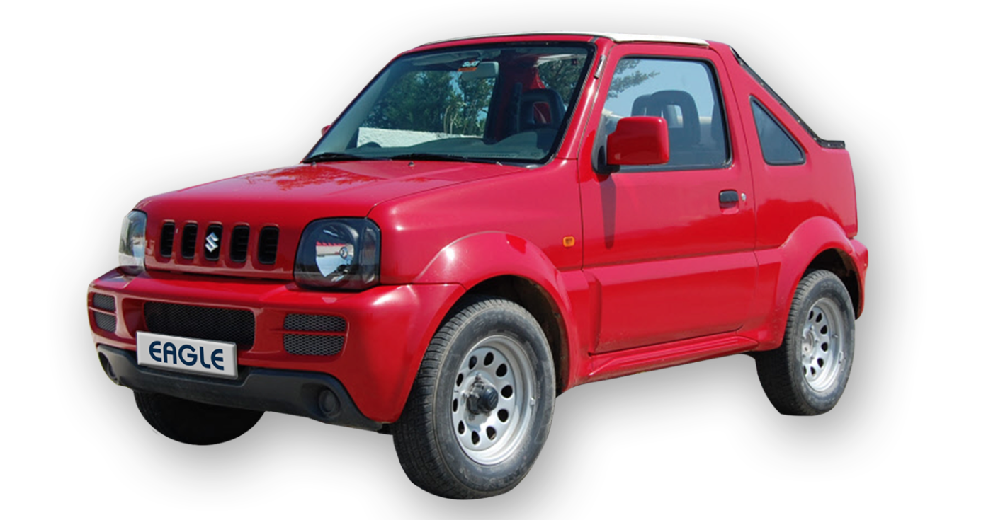 eagle car rental suzuki jeep jimny. Black Bedroom Furniture Sets. Home Design Ideas